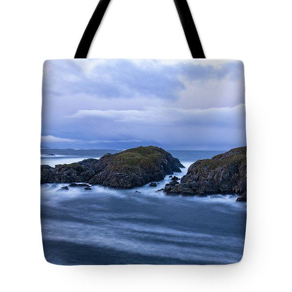 Frozen Water Movement Tote Bag