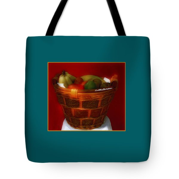 Fruit  Art 33 Tote Bag