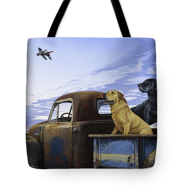Full Load Tote Bag