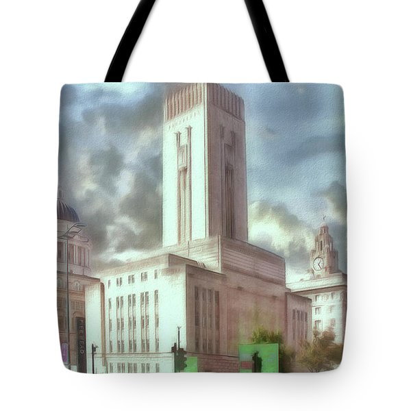 Tote Bag featuring the photograph Full Of Grace by Leigh Kemp