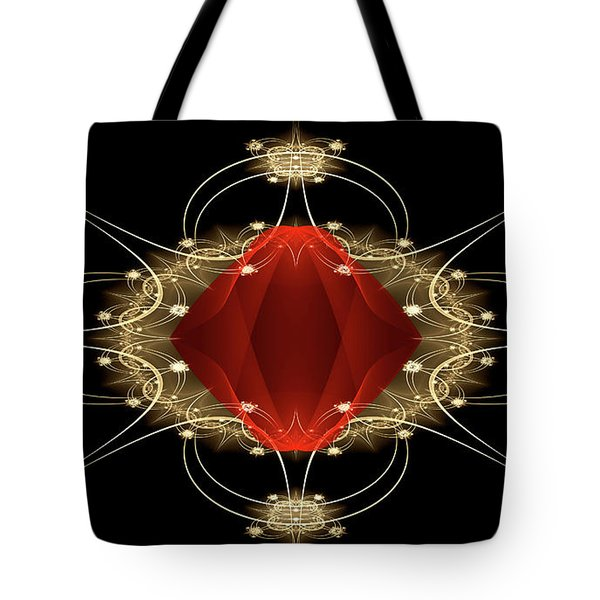 Tote Bag featuring the digital art Galatians by Missy Gainer