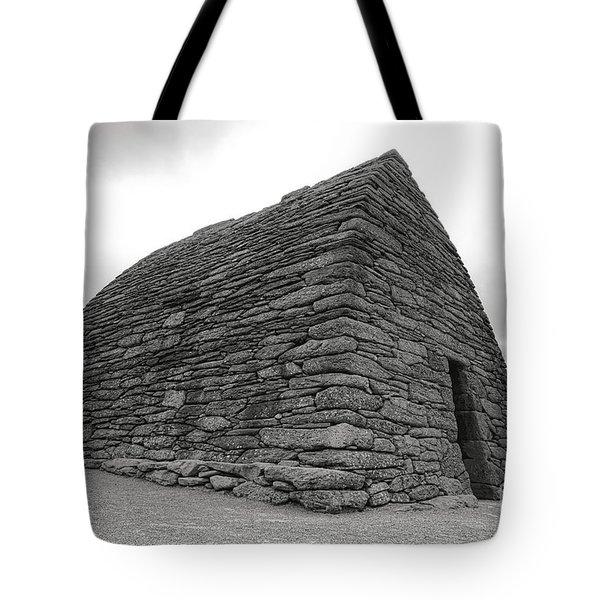 Gallarus Oratory Tote Bag