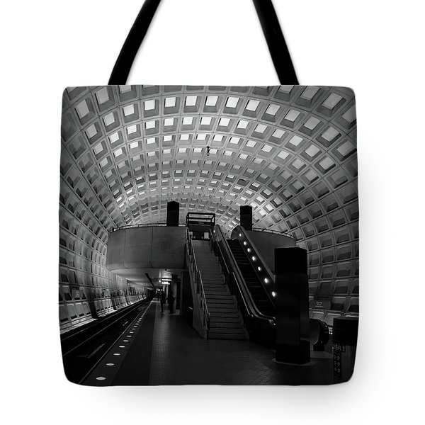 Gallery Place Tote Bag