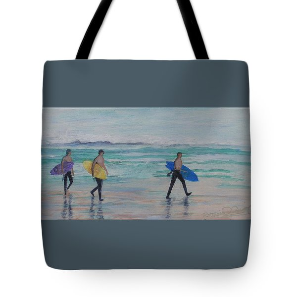 Game Day Tote Bag