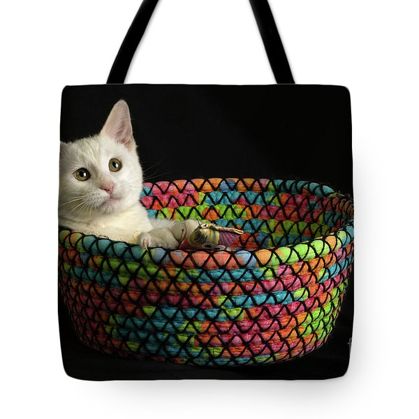 Gandalf's Basket Tote Bag