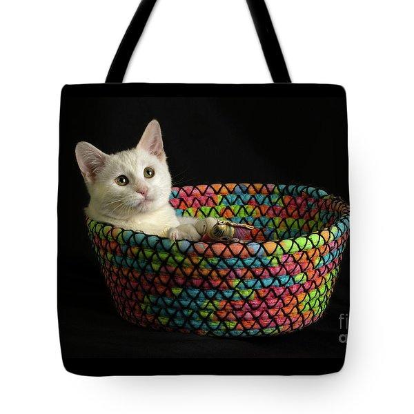 Gandalf's Basket Tote Bag