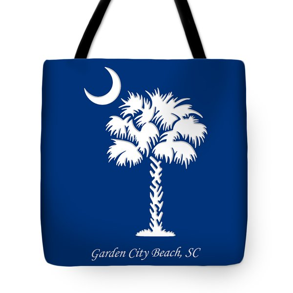 Garden City Tote Bag