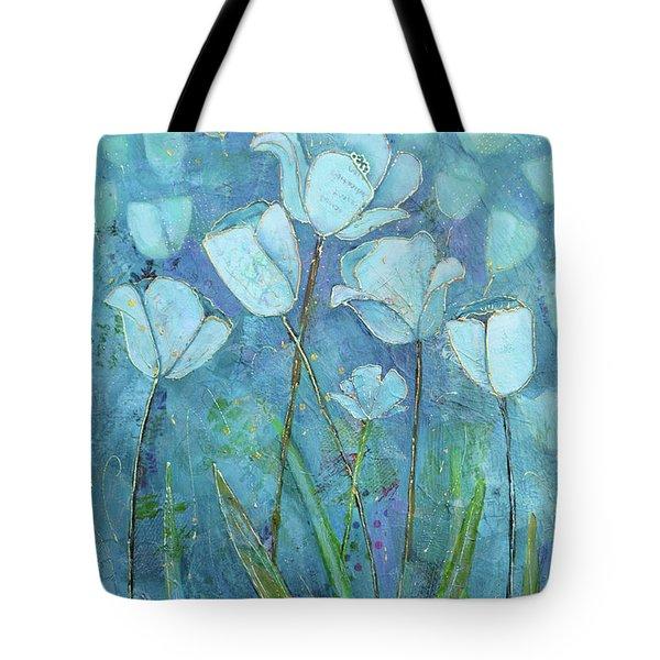 Garden Of Healing Tote Bag