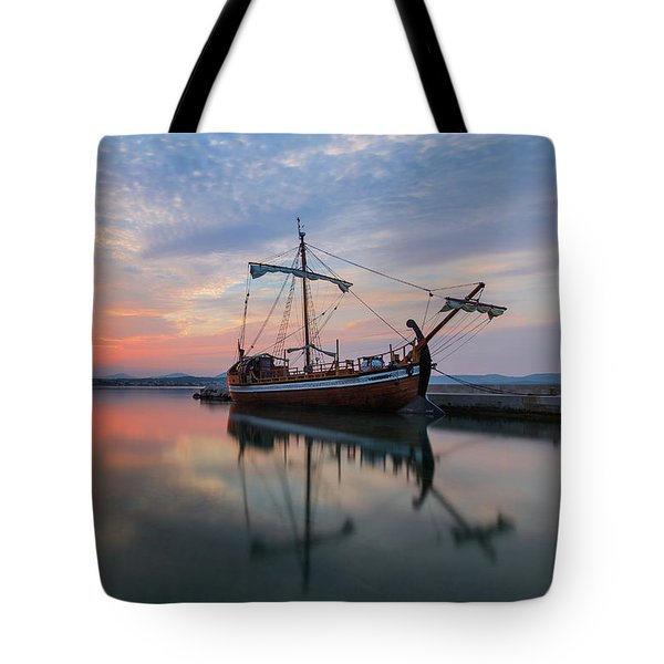 Tote Bag featuring the photograph Gaul by Davor Zerjav
