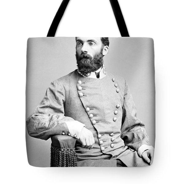 General Joseph Wheeler Portrait Tote Bag