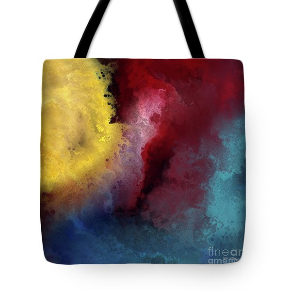 Genesis 1 3. Let There Be Light Tote Bag