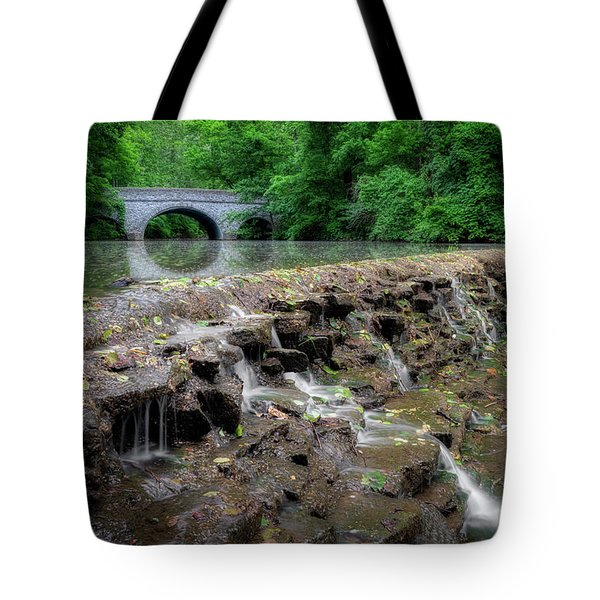 Gentle Flow Tote Bag