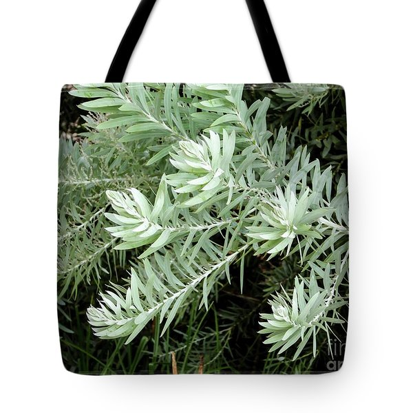Gentle Leaves Tote Bag