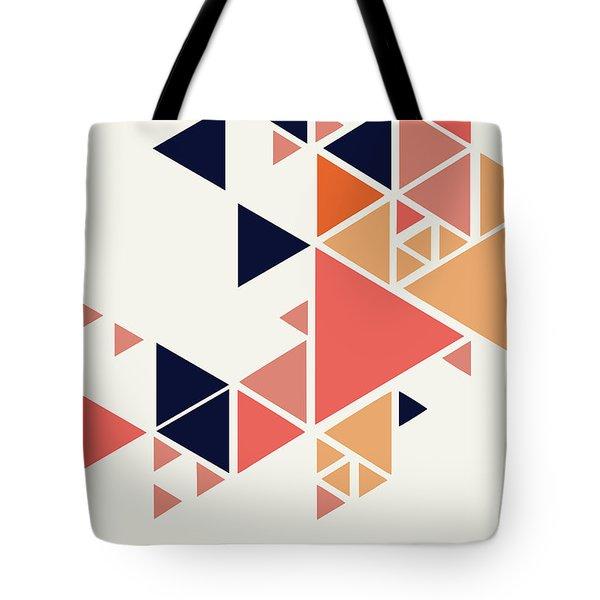 Geometric Painting 1 Tote Bag