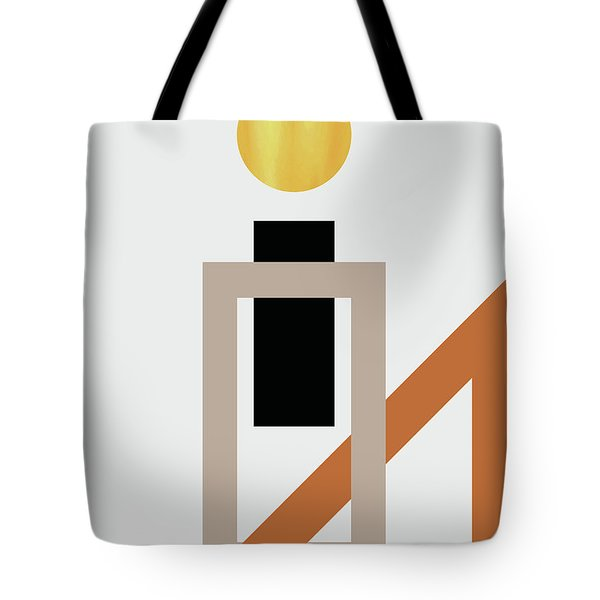 Geometric Painting 10 Tote Bag