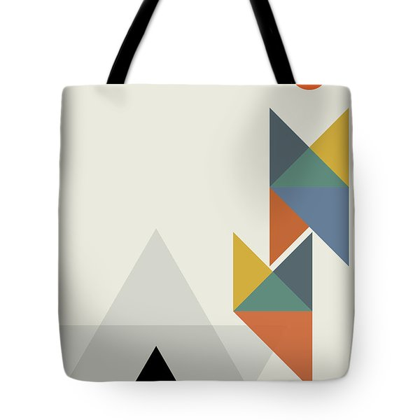 Geometric Painting 14 Tote Bag