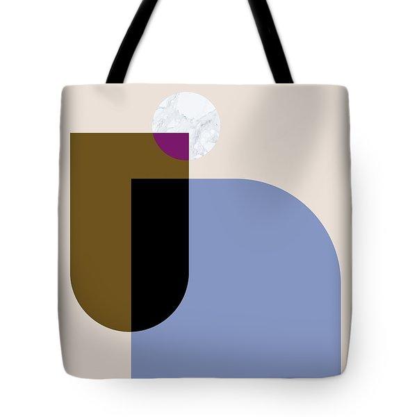 Geometric Painting 4 Tote Bag