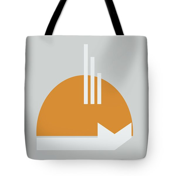 Geometric Painting 8 Tote Bag