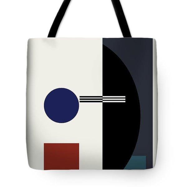 Geometric Painting 9  Tote Bag