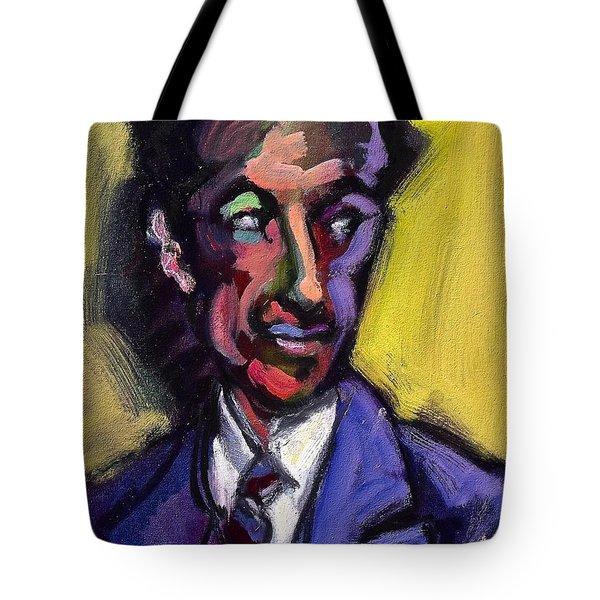george Gershwin Tote Bag