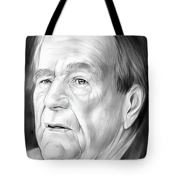 George Hw Bush 1924 - 2018 Tote Bag