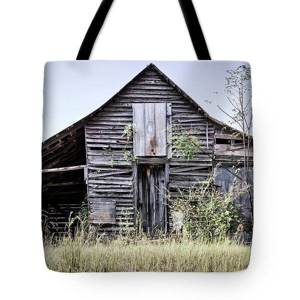 Georgia Barn Tote Bag
