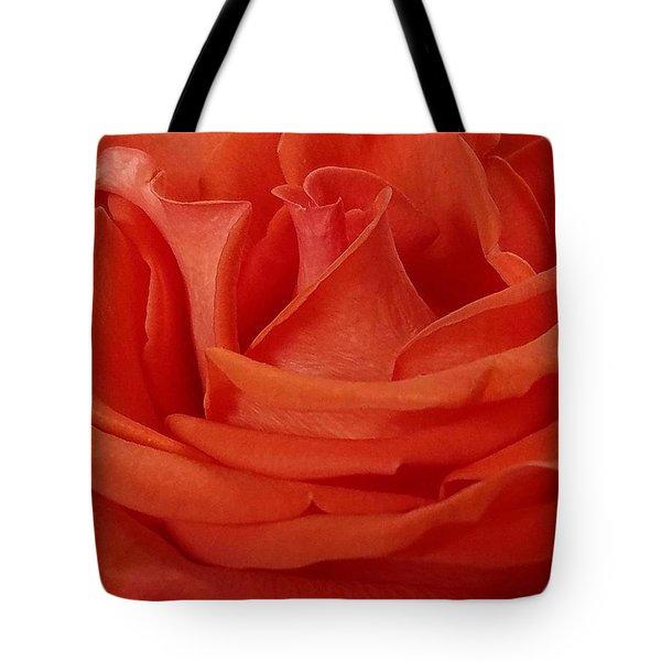 Georgia's Rose Tote Bag