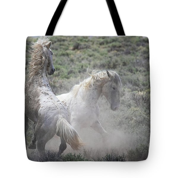 Ghost Dancers Tote Bag