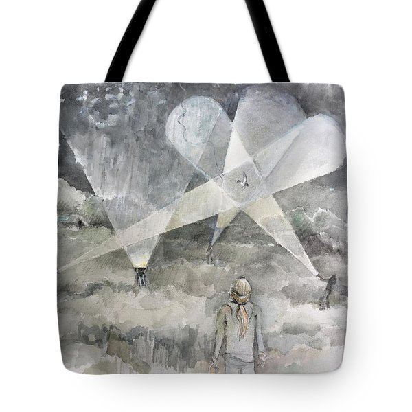 Ghostbusting The New Zealand Storm-petrel Tote Bag