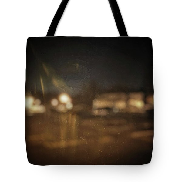 ghosts I Tote Bag