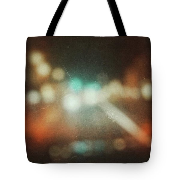 Tote Bag featuring the photograph ghosts V by Steve Stanger