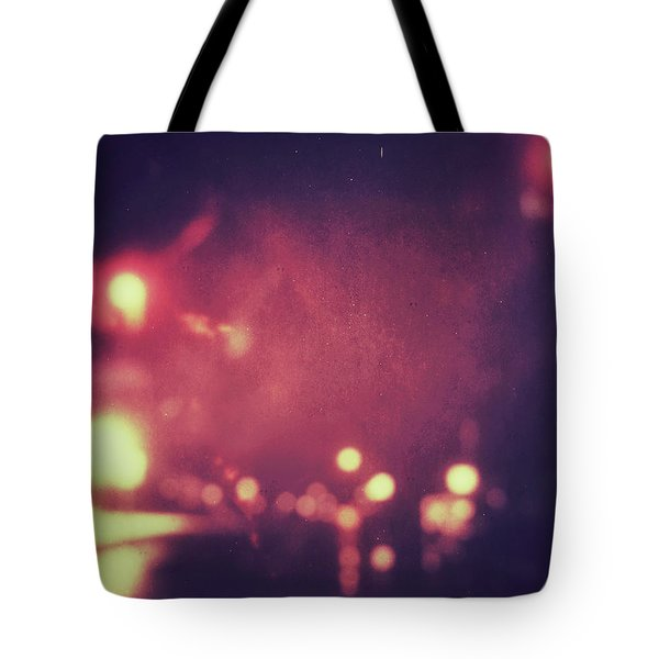 Tote Bag featuring the photograph ghosts VI by Steve Stanger