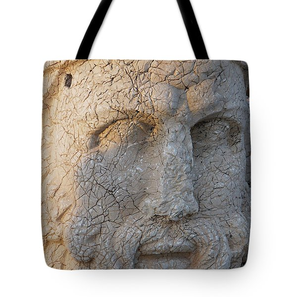 Giant Head Of Heracles,  Tumulus Tote Bag