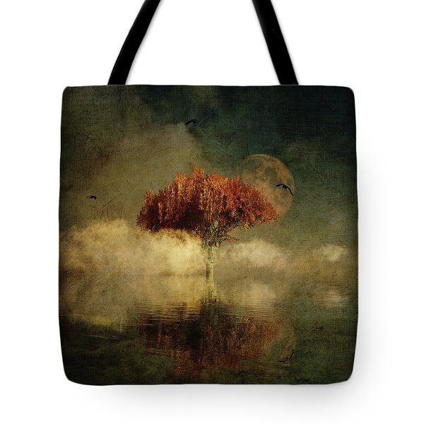 Giant Oak In A Dream Tote Bag