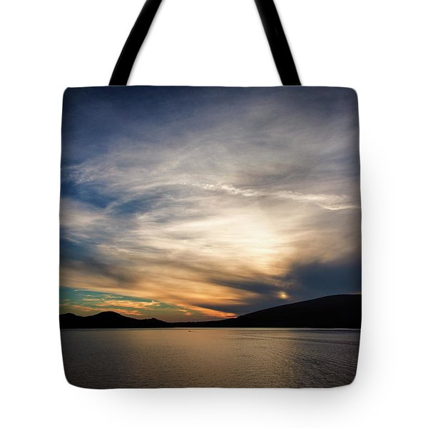 Gibsons Sunset Tote Bag