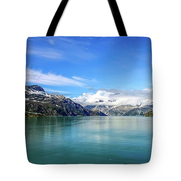 Glacier Bay 1 Tote Bag