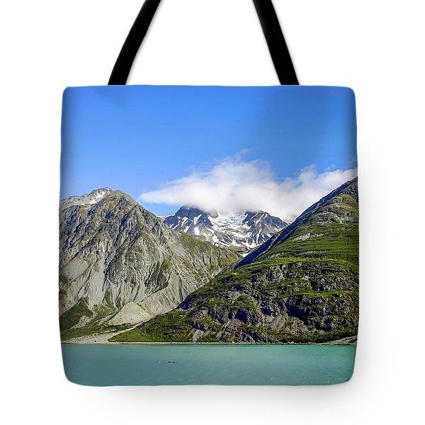 Glacier Bay 2 Tote Bag