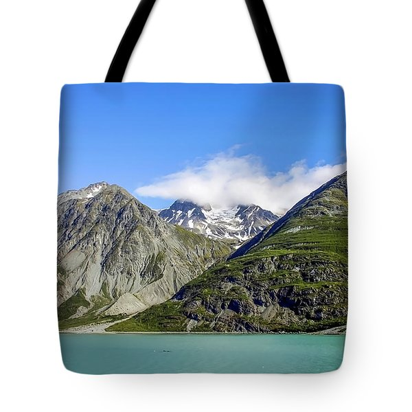 Glacier Bay 2 Tote Bag
