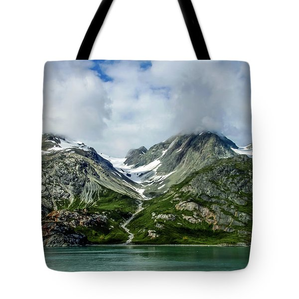 Glacier Bay 3 Tote Bag
