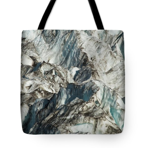 Glacier Ice 1 Tote Bag