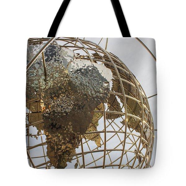 Globe 1 Tote Bag