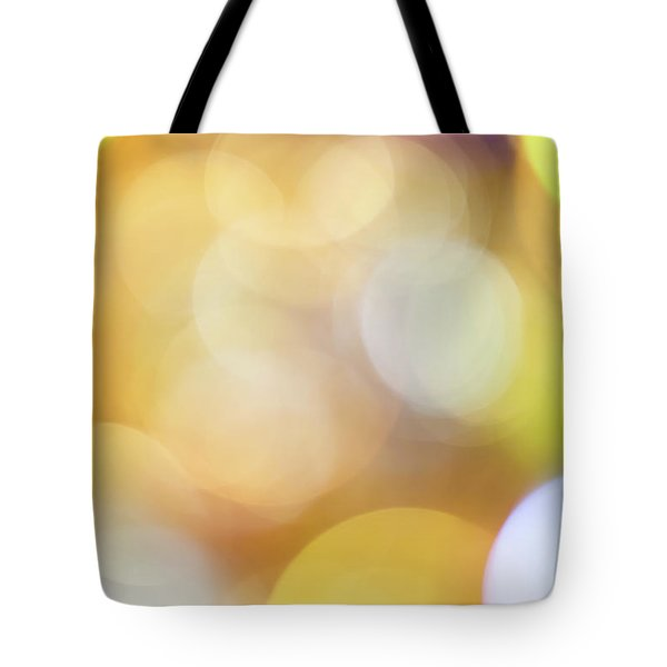 Tote Bag featuring the photograph Summer Day I by Anne Leven