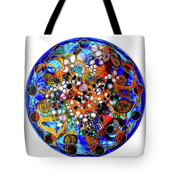 Go With The Flow 1 Tote Bag