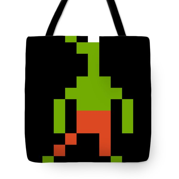 Tote Bag featuring the digital art Goblin 002 by Bfm