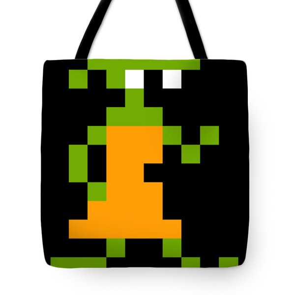 Tote Bag featuring the digital art Goblin 003 Sprite by Bfm