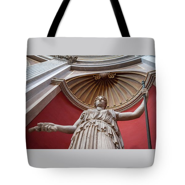 Tote Bag featuring the photograph Goddess Of The Harvest by Steven Sparks