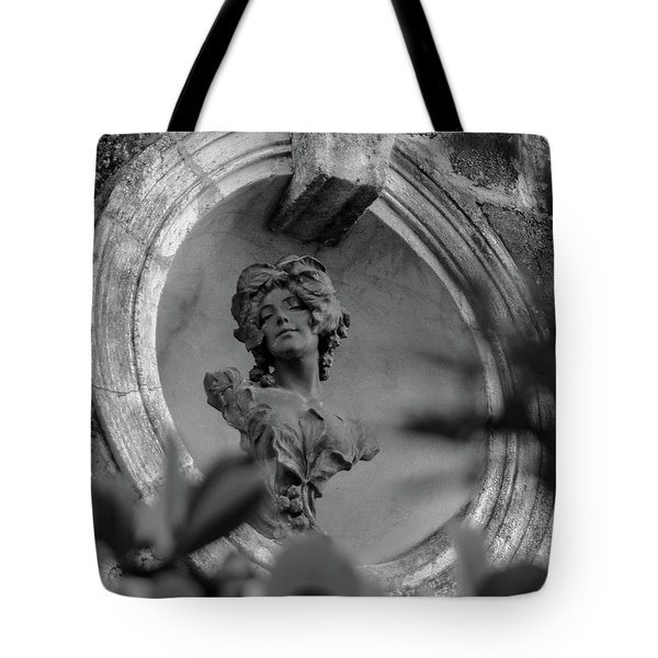 Goddess Unknown Tote Bag