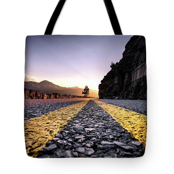 Going The The Sun Tote Bag