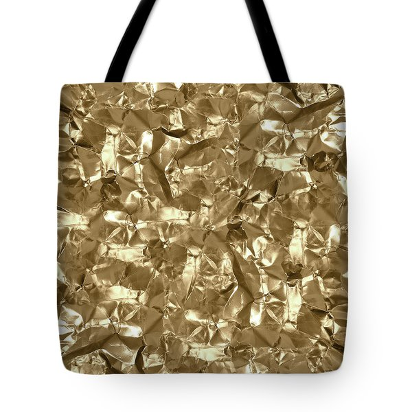Tote Bag featuring the photograph Gold Best Gift  by Top Wallpapers
