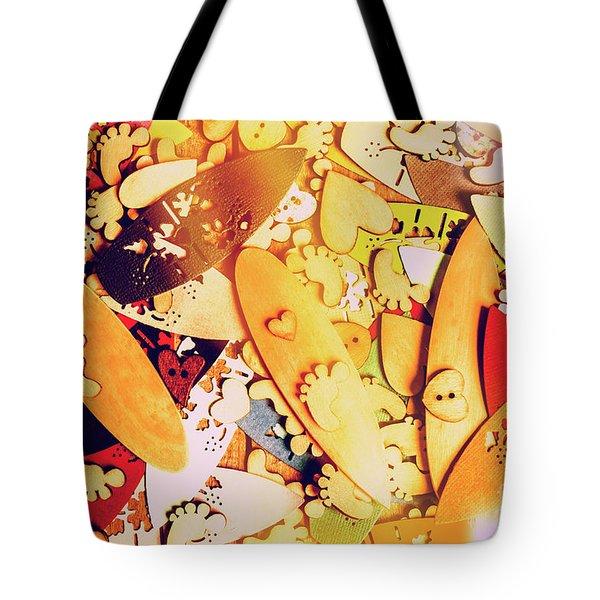 Gold Coast Tote Bag